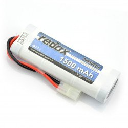 Package NiMH Redox 1500mAh 7.2V