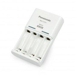 Panasonic AC charger BQ-CC51 - AA, AAA, Ni-MH