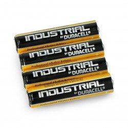 Alkaline battery AAA (R3 LR03) Duracell Industrial