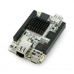 BeagleBone AI - ARM Cortex-A15 - 1.5GHz, 1GB RAM + 16GB Flash, WiFi and Bluetooth