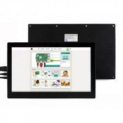 IPS 13.3'' capacitive LCD touch screen (H) 1920x1080px HDMI+USB V2 for Raspberry Pi 4B/3B+/3B/Zero