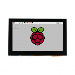 Waveshare touch screen - 4.3'' capacitive LCD IPS 800x480px DSI for Raspberry Pi