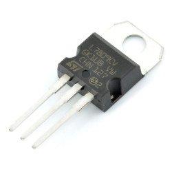 Linear voltage regulator 9V...