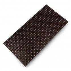 LED matrix 32x16 - red