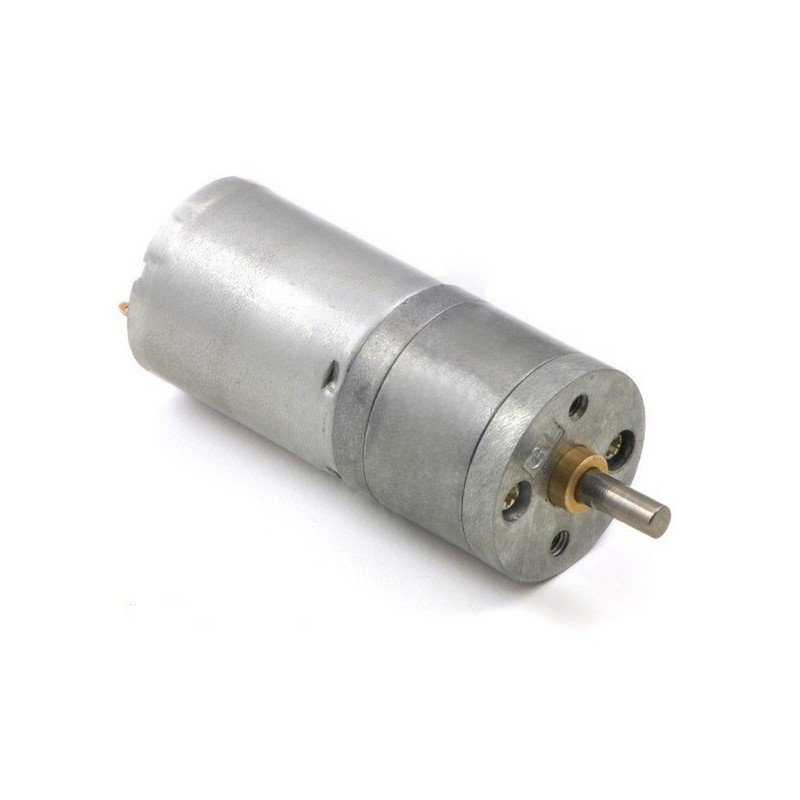 Polol 25Dx48L motor with 4.4:1 gearbox