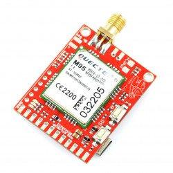 Module GSM GPRS dual SIM c-uGSM μ-v shield.1.13 - Arduino and Raspberry Pi - SMA connector