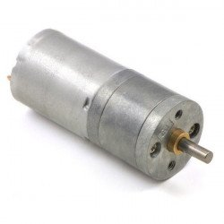 Polol 25Dx58L motor with 499:1 gearbox