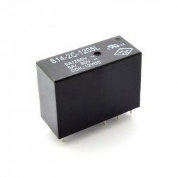 Relay S14-2C-1205L - coil...