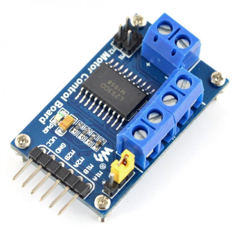 Motor Control Board - 36V/0.6A motor controller
