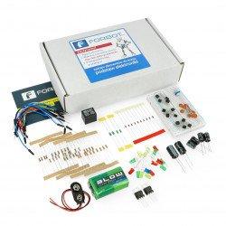 Zestaw Podstawki Elektroniki z kursem on-line