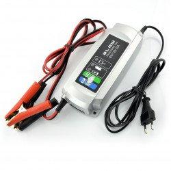 Charger, charger for 6V / 12V lead-acid batteries