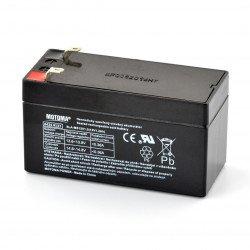 12V 1.2Ah Motoma gel battery