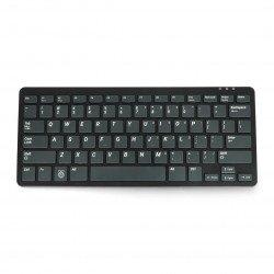 Official keyboard for Raspberry Pi Model 3B+/3B/2B - black-grey