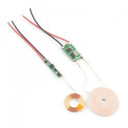 5V/0.3A wireless power module
