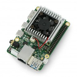Google Coral Dev Board - i.MX 8M ARM Cortex A53/M4F WiFi/Bluetooth + 1GB RAM + 8GB eMMC