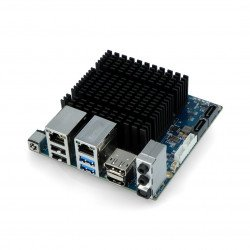 Odroid H2+ with Intel J4115 Quad-Core 2.5GHz processor