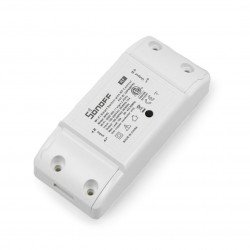 Sonoff RF R2 - 230V relay - RF 433MHz + WiFi Android / iOS switch