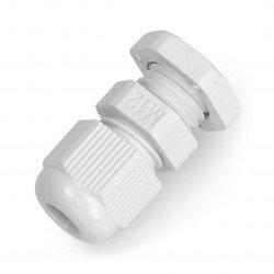 Przepust kablowy hermetyczny - gwint M12