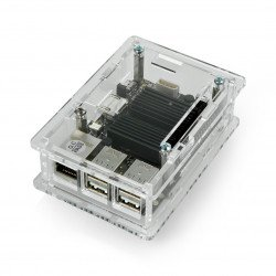 Odroid C2 case - clear