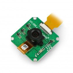 ArduCam OV9281 1Mpx Global Shutter camera with M12 wide-angle lens for Raspberry Pi - MIPI - monochrome