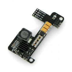 Mini PoE Hat - PoE power module for Raspberry Pi 4B/3B+/3B - UCTRONICS: U6109
