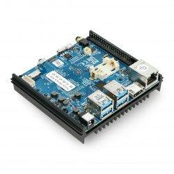 Odroid N2+ - Amlogic S922X Cortex A73+A53 Hexa-Core 2.4GHz+2GHz + 2GB RAM