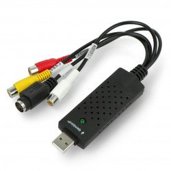 Video Grabber Gembird UVG-002 USB 2.0 - audio / video converter