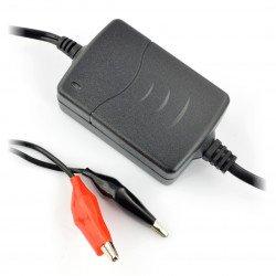 12V / 0.8A / 4-7Ah gel battery charger