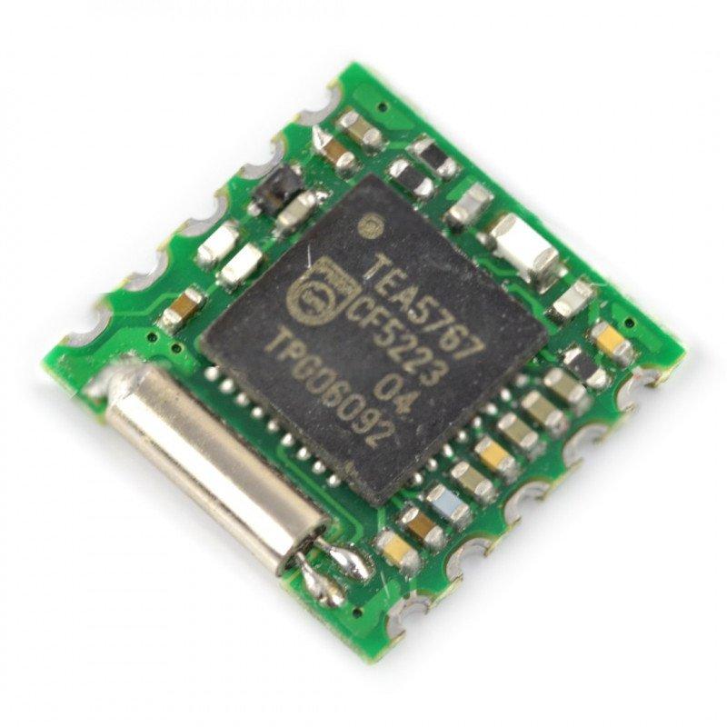Radio module TEA5767