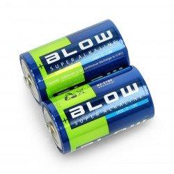Battery D/R20 Blow Super Alkaline - 2pcs.