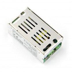 Power supply T-15W-12V - LED Strip 12V / 1,25A / 15W