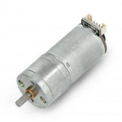 6V 250RPM motor 10kg cm