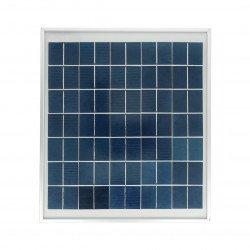 10W / 12V solar cell 330x290x28mm - MWG-10W