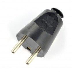 Plug WT-30 - black