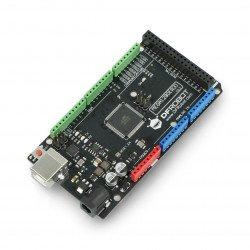 DFRduino Mega1280 compatible with Arduino Mega - DFR0003