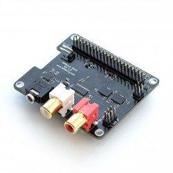 HiFiBerry DAC2 Pro - sound card for Raspberry Pi 4B/3B+/3B