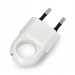 Plug WTP2C - white
