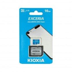 Kioxia Exceria microSD 16GB 100MB/s M203 UHS-I U1 Class 10