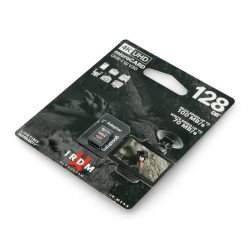 Memory card Goodram IR-M3AA microSD 128GB 100MB/s UHS-I class