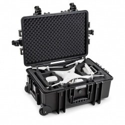 B&W type 6700 suitcase for...
