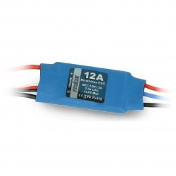 Brushless motor controller (BLDC) Redox 12A