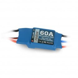Brushless motor controller (BLDC) Redox 60A