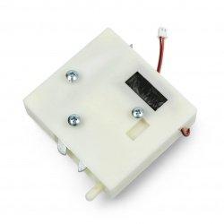 Plastic electric lock - 12V