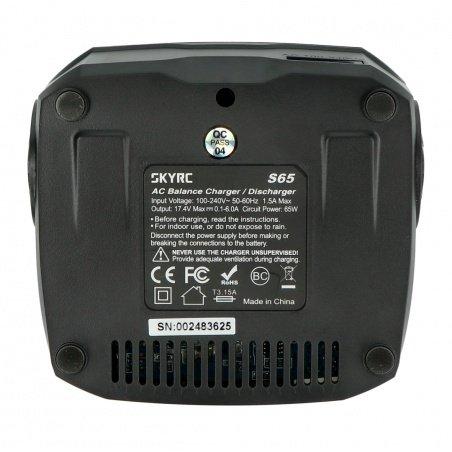 Li-Pol charger with SkyRC S60 balancer