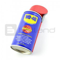 Grease rust remover...