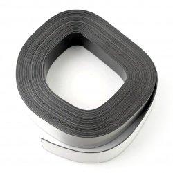 Magnetic self-adhesive tape...