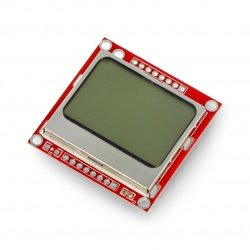 LCD graphic display 84x48px...