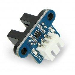 Photo Interrupter Sensor, Speed Measuring - Waveshare 12225