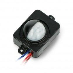 PIR motion sensor - half -...