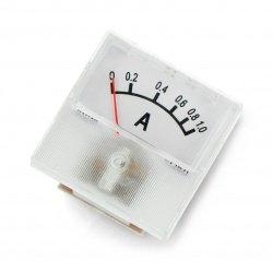 Analog ammeter - panel...
